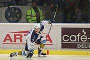 Hokejová Chance liga: Rytíři Kladno - HC Slovan Ústí nad Labem 3:2.