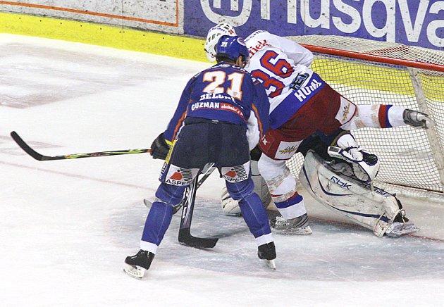 ELH play out Kladno - Č. Budějovice hráno 1.3.09