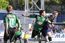 SK Kladno a.s. - FK Příbram a.s. 1:0 (1:0), 26. kolo Gambrinus ligy 2008/9, hráno 3.5.2009