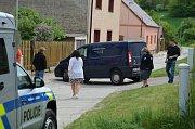 V Hradečně byla zabita čtyřiaosmdesátiletá žena