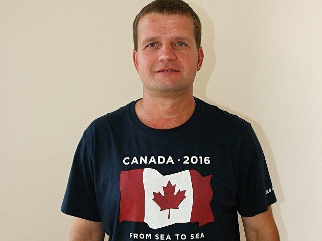Miroslav Tlustý, 50let, Kladno