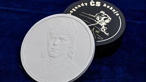 Jaromír Jágr vyrazil minci se svojí podobiznou