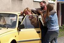 V Kladně je natáčen nový televizní film Lovec vodního ticha.