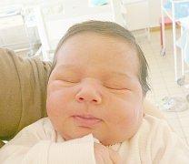 Maggie Králová, Kladno. Narodila se 2. května 2016. Váha 3,73 kg, míra 49 cm. Rodiče jsou Lucie Hájková a Antonín Král (porodnice Kladno).