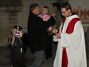 Dolínský kostel oslavil 110. výročí od znovuvysvěcení.