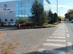 Práce na opravě ulice Milady Horákové v Kladně už začaly.