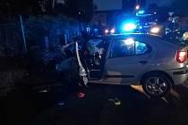 Tragická dopravní nehoda v ulicích Kladna 30. června v ranních hodinách. .