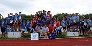 Finále 49. ročníku Poháru rozhlasu a ŠLZS se na kladenském Sletišti zúčastnily školy z celé republiky, a také hvězdy Pavel Maslák, Adam Sebastian Helcelet nebo Pavel Holuša.