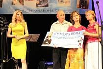 Benefiční koncert ve slánském divadle ve prospěch Elišky