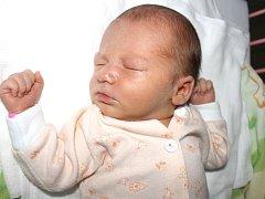 Lucie Nevrlová, Louny. Narodila se 26. července 2013. Váha 2,95kg, míra 49 cm. Rodiče jsou Štěpánka Machavová a Jiří Nevrla (porodnice Slaný).