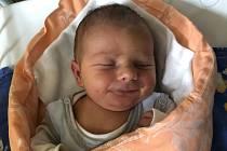 JAN JIRKOVSKÝ, VELKÁ BUČINA. Narodil se 7. června 2019. Po porodu vážil 4,15 kg a měřil 53 cm. Rodiče jsou Alena Jirkovská a Jan Jirkovský.  (nemocnice Slaný)