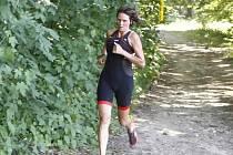 Rita Miluničová z Triatlonu Slaný začínala jako běžkyně.
