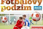 Příloha Fotbalový podzim 2017 vyjde ve středočeských Denících ve čtvrtek 10. srpna.