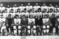 Tohle mužstvo Kladna bojovalo se Slavií ve čtvrtfinále v roce 1995
