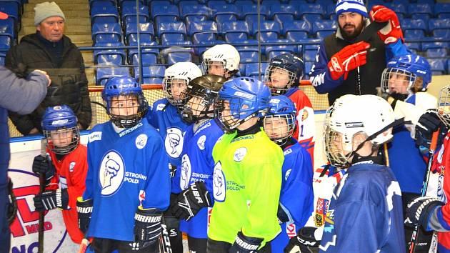 Akce Pojď hrát hokej přilákala do řad PZ Kladno 66 nových dětí.