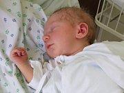 VÍT LANDOVSKÝ, KLADNO. Narodil se 25. dubna 2019. Po porodu vážil 2,75 kg a měřil 45 cm. Rodiče jsou Petra Landovská a Renata Landovská. (porodnice Kladno)