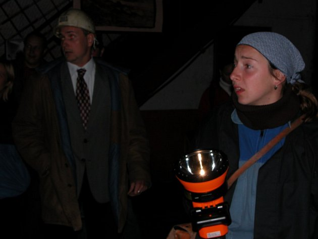 Divadlo V.A.D. se zúčastnilo i bienále v roce 2005.