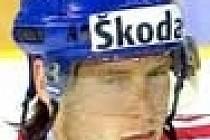 Petr Tenkrát, hokejista švédské Timry, si zahrál na MS v in-line hokeji.