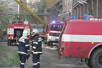Největší požár se v první polovině letošního roku stal v areálu bývalé kladenské Poldi. Škoda je 28 milionů korun.