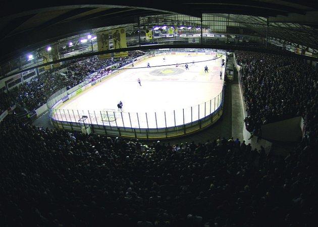 Zimní stadion v Kladně