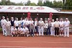 Tenisové Kablo Kročehlavy slaví 90. let založení, tady jeho veteráni