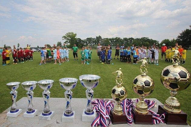 Finálový turnaj Starších přípravek / Dobrovíz 17.6.2018