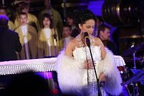 Vánoční koncert Lucie Bílé bude mít slavnostní atmosféru.