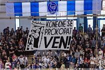 Kladno - Benátky, první kolo WSM ligy