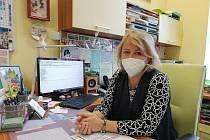 Ivana Bešťáková, ředitelka Základní školy Kladno, Doberská.