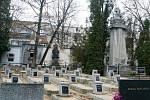 Slaný. Hroby padlých hrdinů v I. světové válce