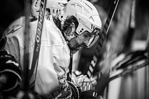 Smutný Jaromír Jágr. Ale pořád i hrdý hokejový král.