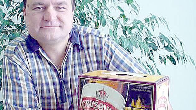 Vítěz 3. kola Tip ligy, Jan Kolenčík z Trněného Újezdu.