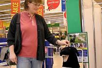 Alespoň pár drobných přibyde denně do kasiček, které jsou nyní umístěny už jen v obchodním  domě Tesco a na hlavní poště v Kladně.  Maketu psa z Kauflandu někdo ukradl.