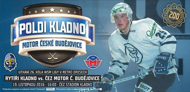 Retro zápas Kladno - České Budějovice