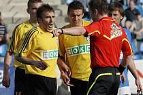 SK Kladno - MFK Karviná  0:1 (0:1)  , utkání 20.k. 2. ligy 2010/11, hráno 4.4.2011