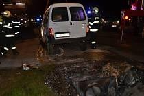Tragická nehoda u Braškova se stala v úterý 26. května v noci.