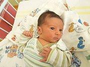LADISLAV ĎURIŠ, STOCHOV. Narodil se 15. prosince 2017. Po porodu vážil 3,36 kg a měřil 49 cm. Rodiče jsou Nina Čejková a Jan Ďuriš. (porodnice Slaný)