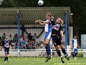 SK Kladno - Graffin Vlašim 2:1 (1:0), přípravné fotbalové utkání, hráno 15.7.2009 ve Velvarech