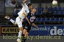 SK Kladno - FK Viktoria Plzeň 0:3 (0:1), první utkání osmifinále Ondrášovka Cup, 7. října 2009