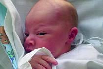 Šimon Fiala, Kladno. Narodil se 17. prosince. Míra 50 cm a váha 3,45 kg. Rodiče jsou Miroslav Fiala a Jana Brejníková (porodnice Kladno)