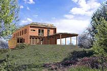 Ekologické centrum na Čabárně.