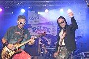 Slovenská kapela Horkýže slíže se postarala o zlatý hřeb sobotního večera.