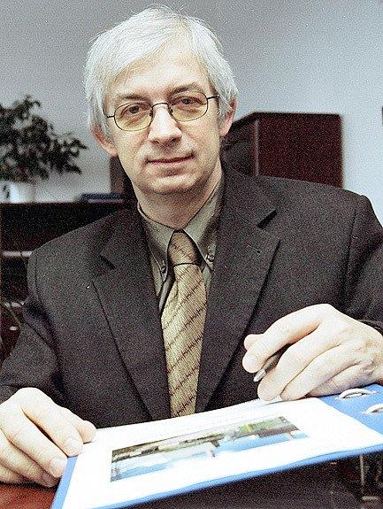 Generální ředitel ECKG Milan Prajzler.
