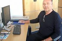 Ředitel Oblastní nemocnice Kladno Vladimír Lemon