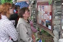 Otevření nové naučné stezky Hradiště Libušín