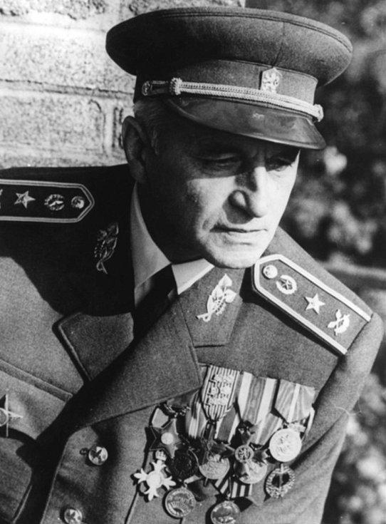 Patronem 251. protiletadlového oddílu se stal generálporučík Jaroslav Selner (na snímku v uniformě generálmajora).