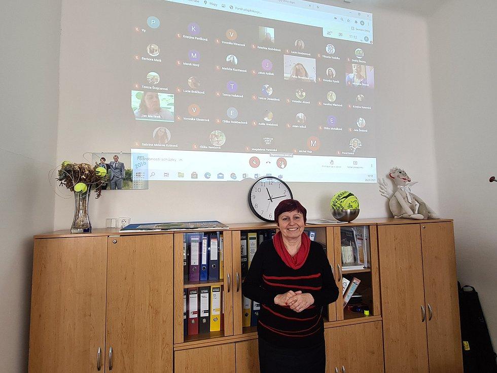 Projektový den v kladenské SOŠ a SOU -  J. A. Komenský vážně i nevážně jako připomenutí narození Učitele národů.