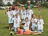 První místo získal tým Sokola Hostouň // Finálový turnaj Starších přípravek / Dobrovíz 17. 6. 2018