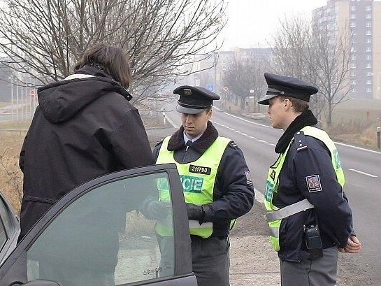 Akci zaměřenou na podnapilé řidiče provedli policisté na různých místech Kladenska a Slánska minulý týden.