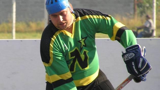 Roman Bušek z Black Casina rozhodl svým nájezdem celou finálovou sérii.